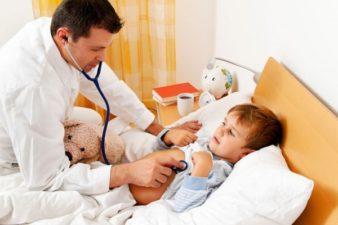 Как лечить начинающийся кашель у детей? фото