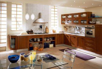 Как сделать кухню в европейском стиле? фото