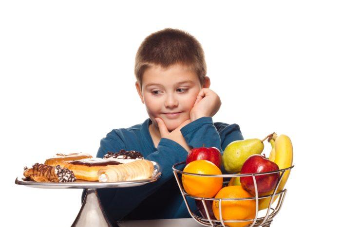 Как правильно питаться школьнику? фото
