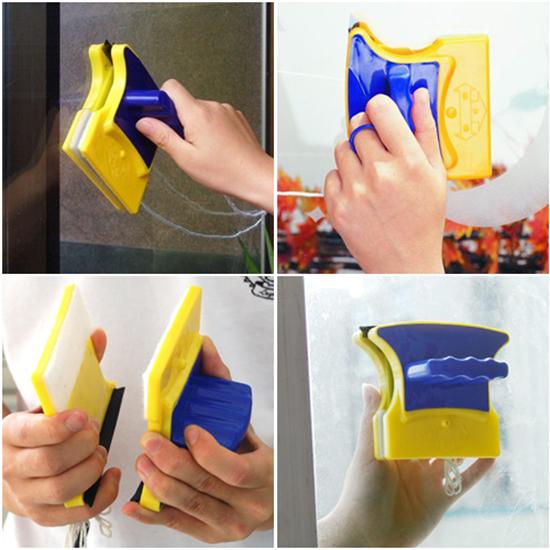 Как помыть окна с двух сторон? фото