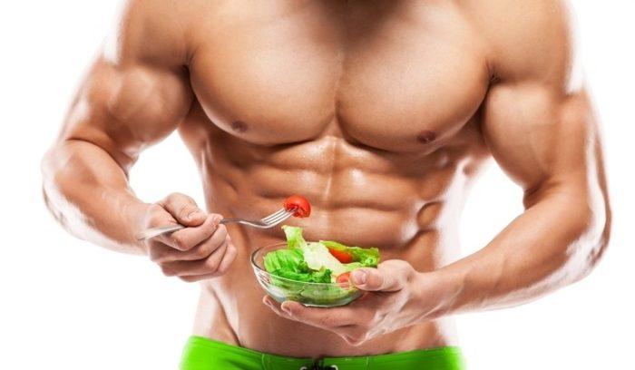 Как питаться, чтобы нарастить мышечную массу? фото