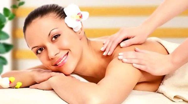 Обучение оздоровительному массажу фото