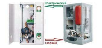Газовый или электрический котел: что лучше? фото