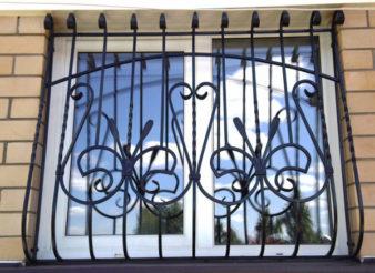 Как выбрать решетки на окна? фото