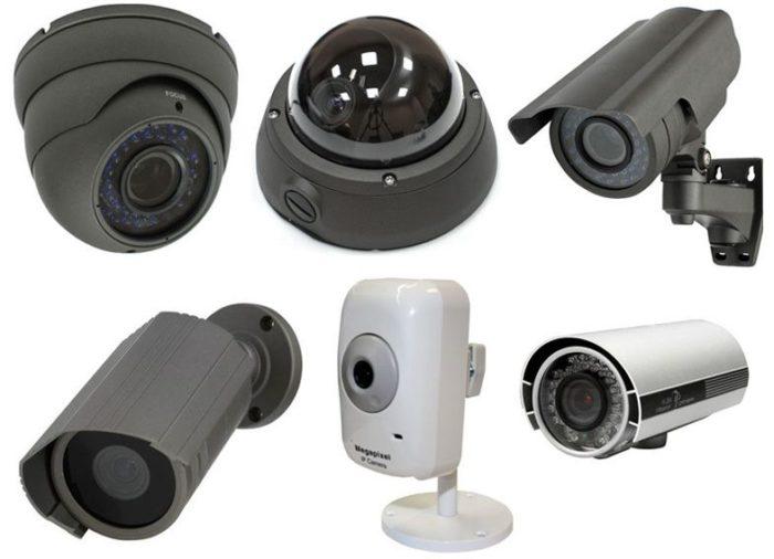 Какую камеру выбрать для видеонаблюдения? фото