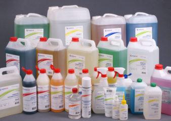 Какие бывают чистящие средства для клининга? фото