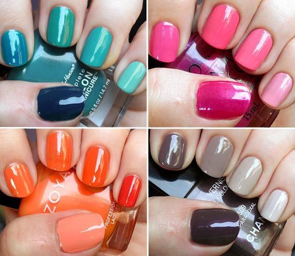 Как подобрать цвет лака для ногтей? фото