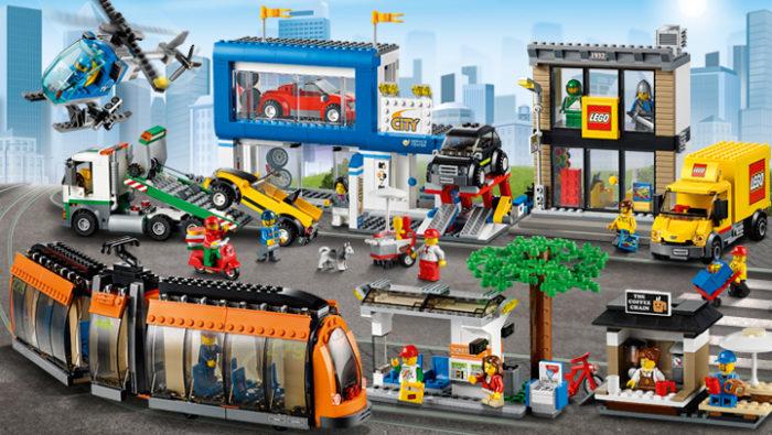Чем полезен конструктор Lego для развития ребенка? фото