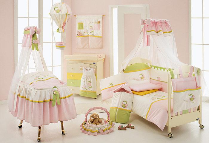 Какое постельное белье лучше для новорожденного? фото