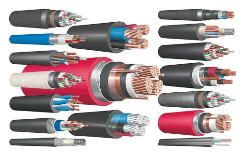 Какие бывают силовые кабели? фото