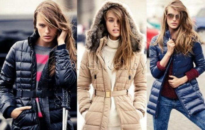 стильная зимняя одежда
