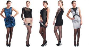 брендовые вечерние платья фото