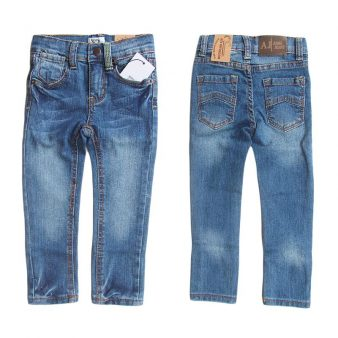 Brand-AJ-Casual-Boys-font-b-Jeans-b-font-Pants-Denim-Washed-font-b-Jeans-b