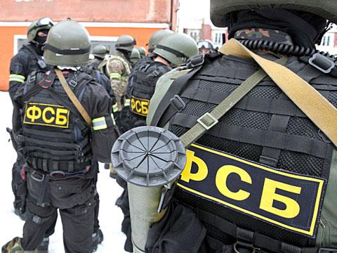 Служба в ФСБ