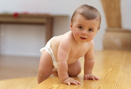 ребенок в возрасте 1 год