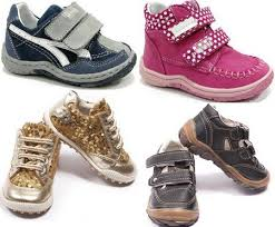 осенняя детская обувь