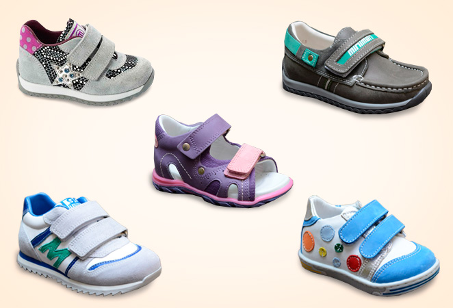 какую обувь выбрать для первых шагов