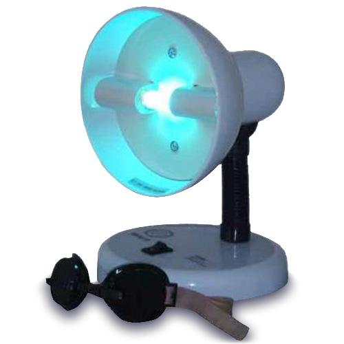 Настольная кварцевая лампа