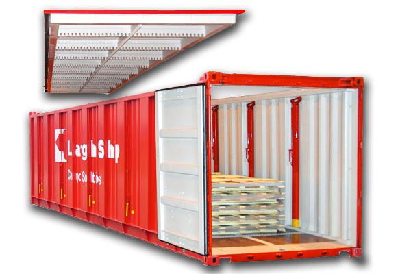 контейнеры 40 футов