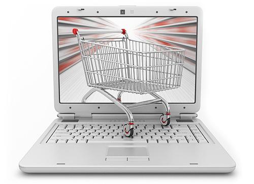 торговля в интернете