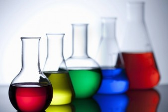Химикаты и растворители