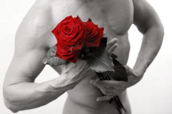 Почему он не дарит цветы