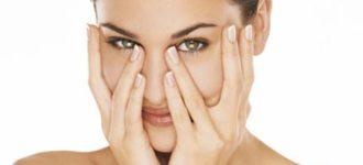 Скрываем усики при помощи косметики
