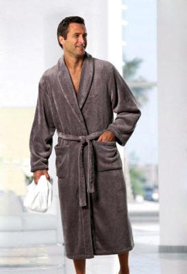 хороший мужской халат