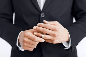 bigstock-Cropped-view-of-a-married-man-37437097