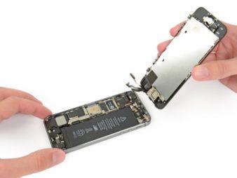 Zamena-stekla-iPhone-5