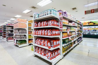 KUALA LUMPUR, MALAYSIA - JUNE 16: SOGO Supermarket, June 16, 201